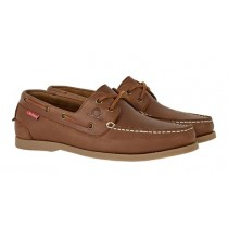 Chatham Galley II Leather Boat Shoes