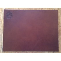 Bespoke Leather Placemats