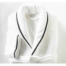 Shawl Collar Bathrobe