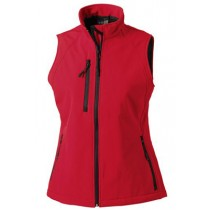 Russell Softshell Gilet Ladies