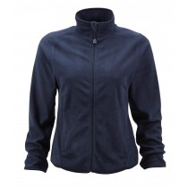 Russell Full Zip Ladies Microfleece