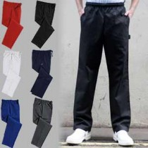 Plain Chefs Trousers Unisex