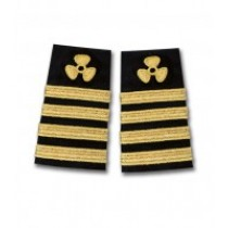 Chief Engineer Epaulettes