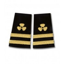 2nd Engineer Epaulettes