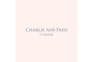 Charlie and Fred Candles
