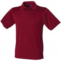 Henbury Cool Plus Polo