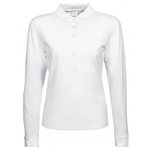 Tee Jays Stretch L/S Polo